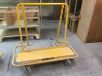 Plywood cart 48""