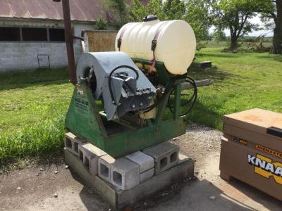 Ag-Air vegetable sprayer