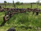 Field cultivator, 22 ft