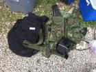 Hunting, tool vest and backpack