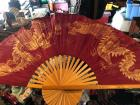 "48"" fan. Chopsticks and more"
