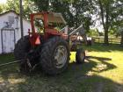 Massey Ferguson 285 with Allied 595 loader