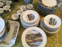Epoch Pioneer Bay China set