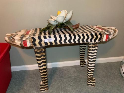 Fine Ceramic Table Top Leaf Decor And Wood Cat Bench Current Inzonedesignstudio Interior Chair Design Inzonedesignstudiocom