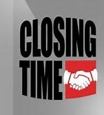 CLOSING BEGINS – Tuesday, July 23rd @ 12:30pm