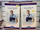 FLE orthopedics pro light deluxe sling and swathe shoulder immobilizer