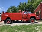 1985 Ford F-700 Fire Truck