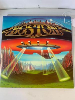 Boston, Steve Miller Band, foreigner, Kansas 33 1/3 records