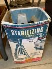 Stabilizing trailer jacks