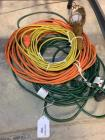 Shop light and miscellaneous extension cords
