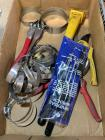 Oil wrenches, clamps, and miscellaneous tools