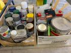 Miscellaneous paints and accessories