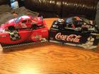Earnhardt Coke, 3 and 1 cars