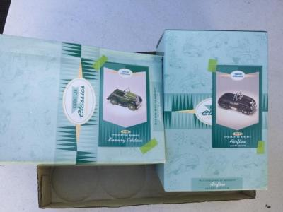 Hallmark Luxury Edition and Airflow Kiddie Car Classics