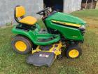John Deere X360 Riding mower