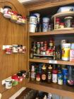 Spices, miscellaneous cooking items