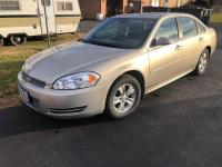 Year: 2012 Make: Chevrolet Model: Impala Vehicle Type: Passenger Car Mileage: {ENTER MILAGE HERE} Plate: {ENTER PLATE NUMBER HERE} Body Type: 4 Door S