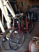 "2 26"" bicycles"