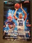 "DirecTV ""Major in College Sports Here."" Poster"