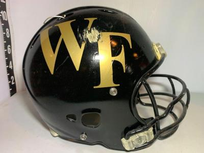 Wake Forest Demon Deacons Replica Full Size Helmet
