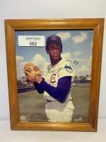 Ferguson Jenkins, Chicago Cubs, Signed picture