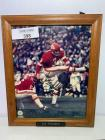 Jan Stewart, Kansas City Chiefs, Signed picture