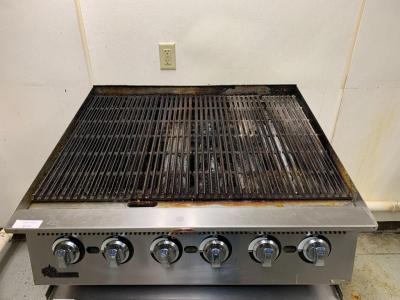 Star Ultra-Max Stainless Steel Gas Grill