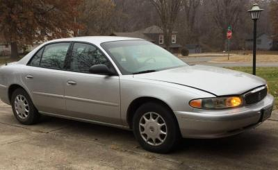 2003 Buick Century 44,408 miles Very clean car