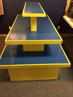 3 tiered display table