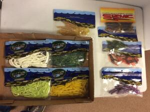 Misc. Rubber Baits