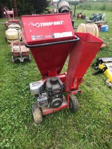Troy-Bilt chipper CS4325
