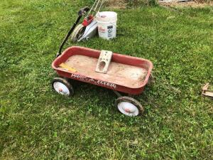 0990 Radio Flyer wagon