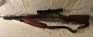 Limited edition model 3082 marlin 3030