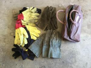 Welding and work gloves