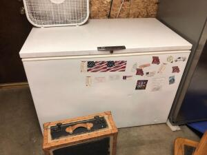 Gibson Freezer No contents. 48x28x36  Excellent working condition