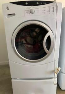 GE Front Load Washing Machine  purchased new in 2016