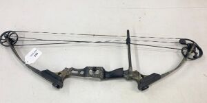 Genesis Compound Bow, Left handed, Variable draw length, 10-20lbs