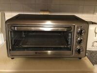 Toaster oven, toaster, can opener and miscellaneous '