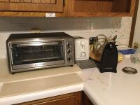 Toaster oven, toaster, can opener and miscellaneous ' - 2
