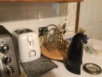 Toaster oven, toaster, can opener and miscellaneous ' - 3