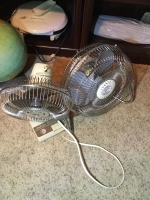 Two fans - 2