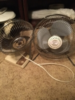Two fans - 3