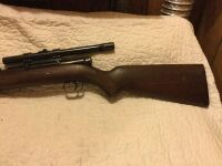 Winchester model 7422 .22 Long rifle automatic - 9