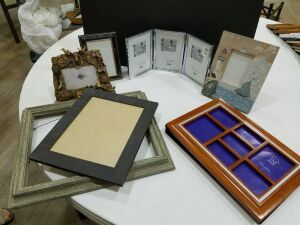Picture Frames and Picture Album