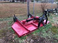Bush Hog 84 inch 3 point mower