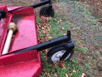 Bush Hog 84 inch 3 point mower - 5