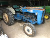 Ford 2000. 4 cylinder. Only runs in reverse. Located in Butler