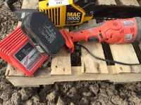 Mac 3200 chainsaw and sawzall - 4