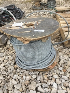 3/8 inch cable spool