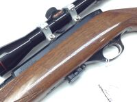 Weatherby Mark XXII Auto 22 Clip fed J38124 Serial Number - 20